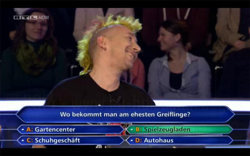wer wird millionär online quiz