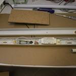 Verkabelung Leuchte SMD-LED