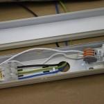 Überbrückung Trafo Neon-Röhre
