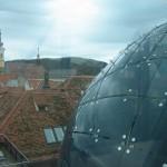 Kunsthaus Graz Needle außen
