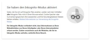 google-chrome-inkognito-modus